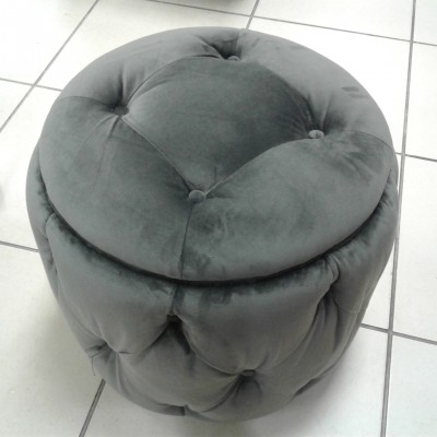 Camille footstool
