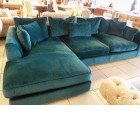 Harrington LHF Chaise Corner Sofa