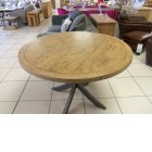 Maltings 120cm Round Table