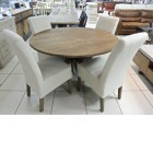 Tango Round Dining Table