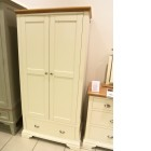 Carrington Double Wardrobe