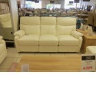 Bucardo 3 seater sofa & footstool