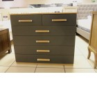 Serena 2 + 4 Drawer Chest
