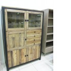 Flea Market Display Cabinet