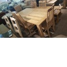 Austen table and 4 chairs