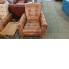 Fayette all leather chair